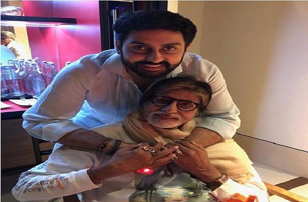 Amitabh Bachchan Corona | अमिताभ बच्चन आणि अभिषेकला कोरोना, कुटुंबातील इतर सदस्यांचा रिपोर्ट निगेटिव्ह