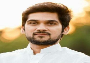 युवा आमदार ऋतुराज पाटील यांना महाराष्ट्र प्रदेश युवक काँग्रेसमध्ये मोठी जबाबदारी