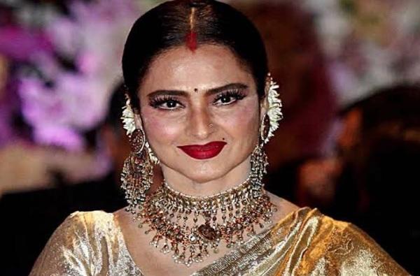 Actress Rekha Covid Test | ज्येष्ठ अभिनेत्री रेखा 'कोरोना' चाचणी करणार