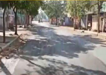 Pune Lockdown | पुणे-पिंपरीमध्ये लॉकडाऊन; रस्ते-पेठांचे भाग बंद, सात हजार पोलिस तैनात