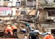 Mumbai Building Collapse | मुंबईत रहिवाशी इमारतीचा भाग कोसळला