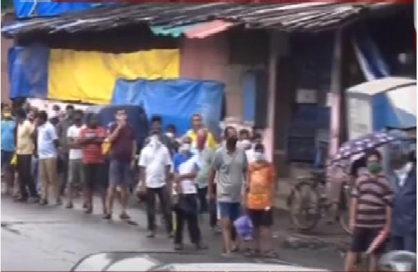 Gatari Amavasya | राज्यभर 'गटारी'चा उत्साह, चिकन-मटण दुकानांबाहेर मांसाहारींच्या रांगा