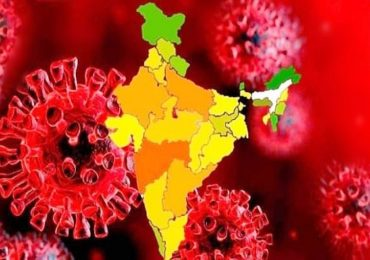 चोराच्या उलट्या बोंबा; कोरोना विषाणूचा जन्म भारतात झाला, चिनी संशोधकांचा दावा