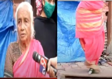 Shantabai Pawar | आठव्या वर्षी ढालपट्टा सुरु, 'सीता और गीता'मध्ये काम, पुण्यातील 85 वर्षांच्या शांताबाईंचा प्रेरणादायी प्रवास