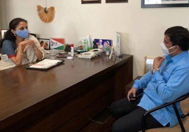 सुप्रिया सुळेंशी मुंबईत भेट, भाजप नेते धनंजय महाडिक म्हणतात...