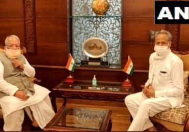 Rajasthan Politics | पायलट गटाला हायकोर्टाचा दिलासा, तर गहलोत राजभवनात, राजस्थानमध्ये सत्तासंघर्ष पेटला