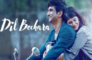 Dil Bechara Movie Sushant Singh Rajput