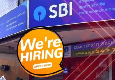SBI बँकेत 3 हजार 850 रिक्त जागा, 16 ऑगस्टपर्यंत अर्ज करता येणार