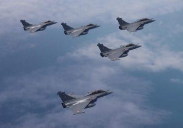 Rafale | भारतीय वायुदलाला नवे शक्तिशाली पंख, आठ विमानांचं काम एकटा राफेल करणार