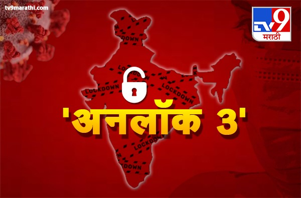 Unlock-3 Guidelines | 'अनलॉक-3'च्या गाईडलाईन्स जारी, देशात काय सुरु, काय बंद?