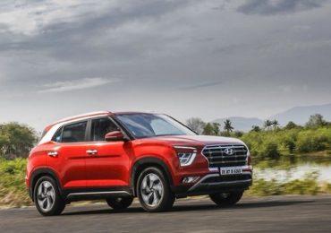 Hyundai Creta | Hyundai च्या नवीन क्रेटाची क्रेझ, लॉकडाऊनमध्ये 55000 पेक्षा जास्त बुकिंग