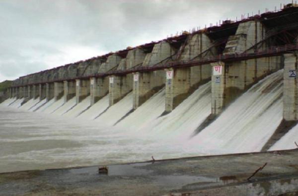 Maharashtra Dam : जून, जुलैमधील पावसामुळे राज्यातील सर्व धरणं 44.8 टक्के भरली