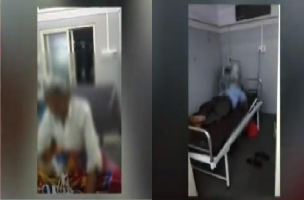 वीज गेल्याने व्हेंटिलेटर बंद, बीडमध्ये कोरोना कक्षात रुग्णाचा तडफडून मृत्यू
