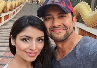 Aftab Shivdasani   कुटुंब तिघांचं झालं, अभिनेता आफताब शिवदासानी 42 व्या वर्षी बाबा