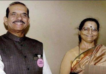 Anagha Manohar Joshi | माजी मुख्यमंत्री मनोहर जोशी यांच्या पत्नीचे निधन