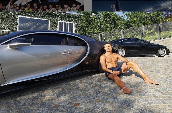 Cristiano Ronaldo | रोनाल्डोकडे जगातील सर्वात महागडी कार, किंमत तब्बल…