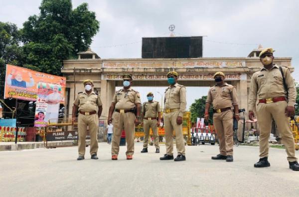 Ayodhya Ram Mandir: पंतप्रधान मोदींच्या कार्यक्रमापर्यंत अयोध्या पूर्णपणे सील, SPG-NSG जवानांचा कडा पहारा