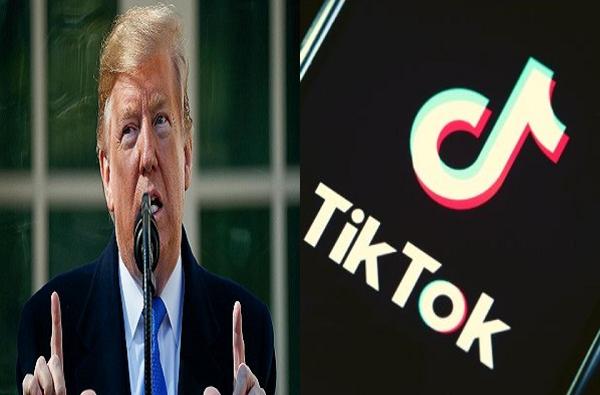 Corona World News | Tik-Tok अमेरिकेला विका, नाहीतर चालते व्हा, ट्रम्प यांचा इशारा
