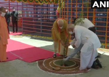 राम जन्मभूमीत मोदींच्या हस्ते पारिजातकाचे वृक्षारोपण, प्राजक्ताच्या झाडाचे महत्त्व काय?
