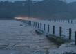 कोकणात मुसळधार पाऊस, अनेक नद्यांना पूर, गावी जाणारे चाकरमानी रस्त्यातच अडकले