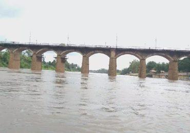 पंचगंगेने पुन्हा इशारा पातळी ओलांडली, कोल्हापुरात धाकधूक, तर सांगलीत कृष्णा नदीची पाणी पातळी 38 फुटांवर