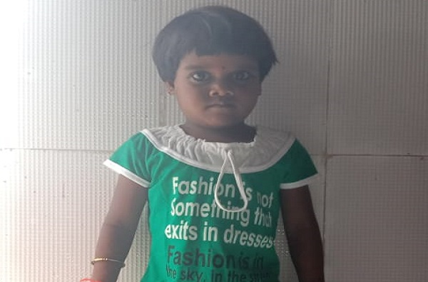 नालासोपाऱ्यात 6 वर्षीय मुलगी बेपत्ता, नाल्याकडेला खेळणी सापडल्याने वाहून गेल्याची भीती
