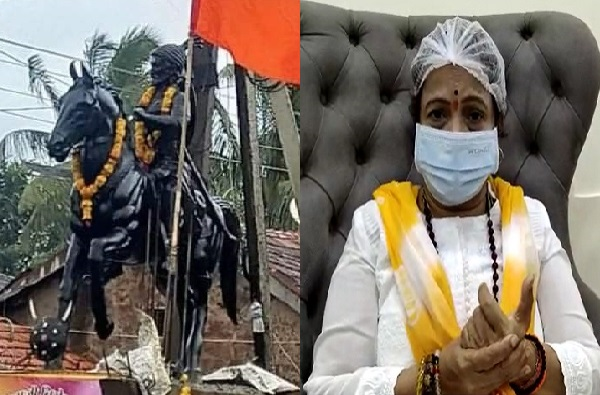 Shivaji Maharaj Statue | मुंबईतील कानडी शाळांचे अनुदान बंद करा, महापौर आक्रमक