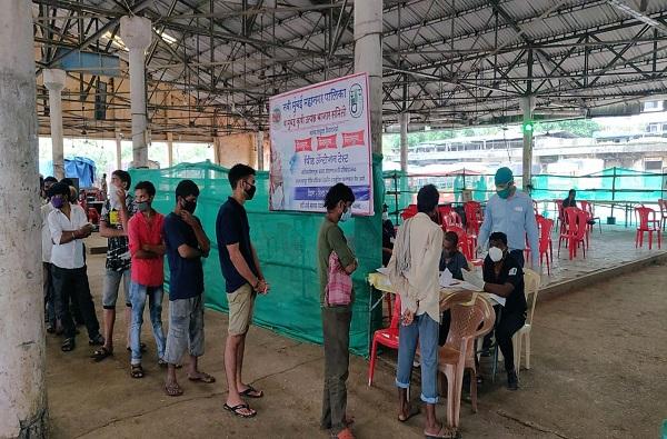 एपीएमसीसाठी नवी मुंबई महापालिका आयुक्तांचं 'मिशन ब्रेक द चेन', कोरोनाला रोखण्यासाठी अँटीजन टेस्ट
