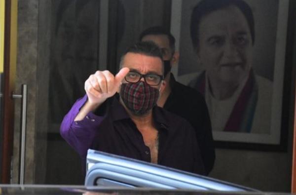 Sanjay Dutt | अभिनेता संजय दत्तला लीलावती रुग्णालयातून डिस्चार्ज