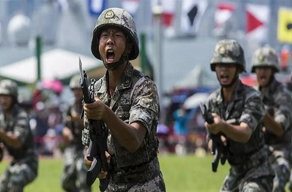 चिनी सैनिकांनी पाकिस्तानच्या जवानांना धुतलं, जोरदार हाणामारी