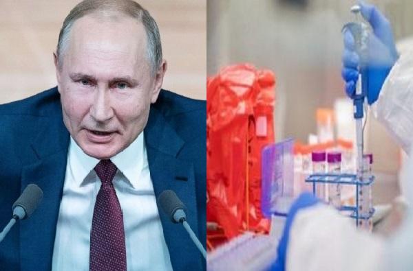 Corona Vaccine | रशियाच्या राष्ट्रपतींनी स्वत:च्या मुलीलाच कोरोना लस टोचली, अमेरिका-ब्रिटनला लसीवर शंका