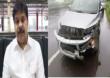 Prasad Lad | भाजप आमदार प्रसाद लाड यांच्या गाडीला अपघात