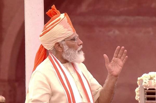 PM Modi Independence Day | कोरोनाच्या तीन लसी विविध टप्प्यात, लाल किल्ल्यावरुन पंतप्रधानांकडून खुशखबर, नरेंद्र मोदींचा पुन्हा 'आत्मनिर्भर भारता'चा मंत्र