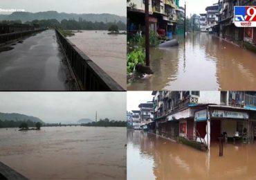 Rain Updates: रत्नागिरी-गडचिरोलीला पावसानं झोडपलं, घरांमध्ये पाणी शिरल्यानं नागरिकांचे हाल