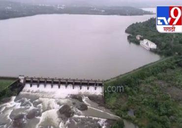 Khadakwasla Dam Photos : निसर्गाच्या कुशीतील खडकवासला धरण, ड्रोन कॅमेऱ्याने टिपलेली विहंगम दृश्यं