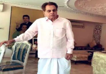 दिलीपकुमार यांचे धाकटे बंधू अस्लम खान यांचे निधन, 88 व्या वर्षी अखेरचा श्वास