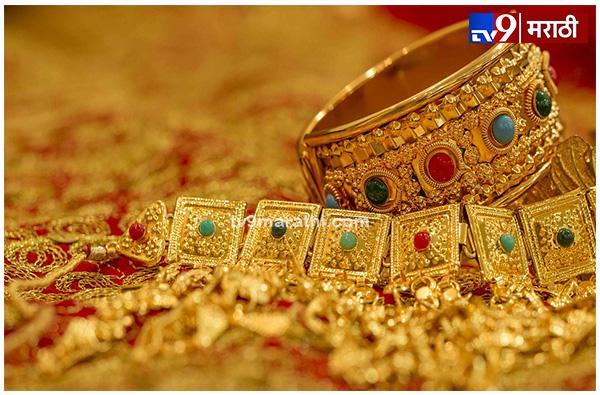 Gold Rate   जळगावात सोन्याचे दर पुन्हा गडगडले, तोळ्याचा भाव.....