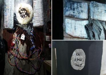 दिल्लीत पकडलेल्या संशयित अतिरेक्याच्या घरात स्फोटकांचा मोठा साठा, वडिलांसह तिघांना अटक