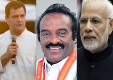 काँग्रेस खासदाराचं कोरोनाने निधन, राहुल गांधींसह पंतप्रधान मोदींकडून दुःख व्यक्त