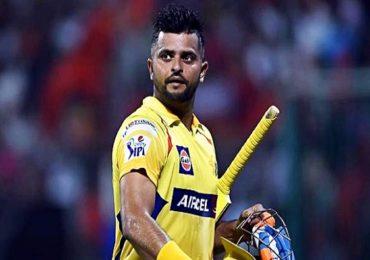 Suresh Raina   चेन्नई सुपर किंग्जला धक्क्यावर धक्के, सुरेश रैना IPL मधून बाहेर