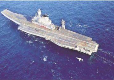 गलवान खोऱ्यातील चीनच्या कुरापतीनंतर भारताचं चोख उत्तर, दक्षिण चीन समुद्रात भारतीय युद्धनौका तैनात