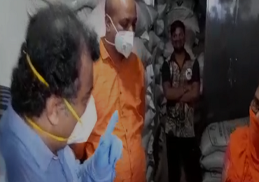 'रेशन वेळेत न दिल्यास दुकान सील', डोंबिवलीत आमदार रविंद्र चव्हाणांकडून झाडाझडती