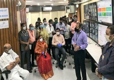 Sharad Pawar | डॉक्टर्स, नर्स, वेळेवर औषध नाही, जम्बो कोव्हिड सेंटरमध्ये कसे उपचार दिले जातात? शरद पवारांनी अधिकाऱ्यांचे कान टोचले