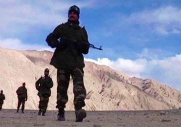भारतीय सैन्याकडून LAC ओलांडून गोळीबार, चीनचा कांगावा