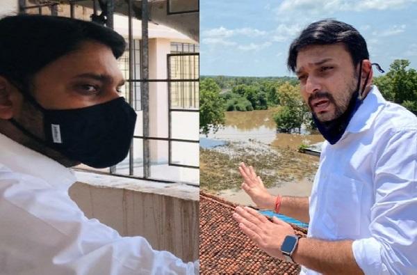 Vishwajeet Kadam | ...आणि मी कोरोना पॉझिटिव्ह झालो : विश्वजीत कदम