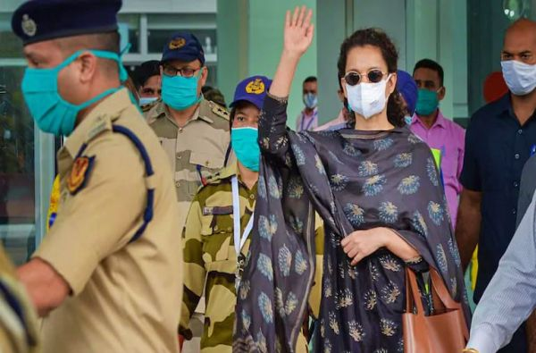 Kangana Ranaut | अभिनेत्री कंगना रनौत 10 दिवसांसाठी क्वारंटाईन