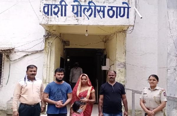बेपत्ता झाल्याचा बनाव, नवी मुंबईचा विवाहित तरुण गर्लफ्रेंडसोबत इंदूरला सापडला