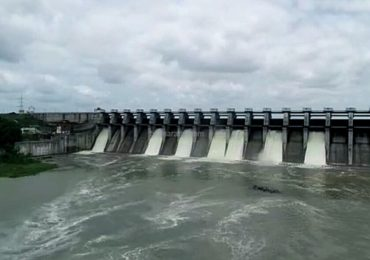 Jayakwadi Dam | जायकवाडी धरणातून 94 हजार क्युसेक पाण्याचा विसर्ग, 27 दरवाजे उघडले