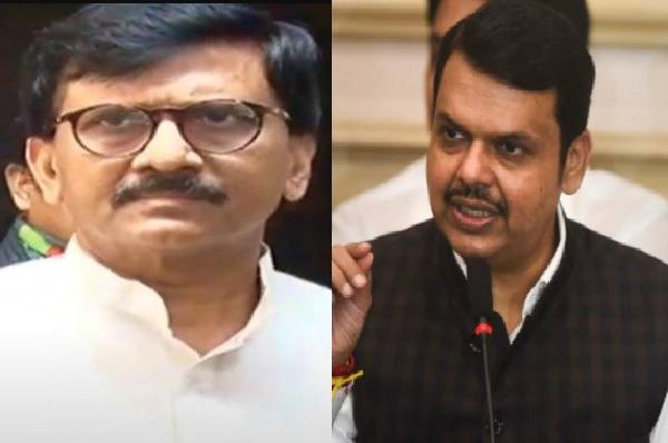 बाळासाहेबांनी पहिला ब्राह्मण मुख्यमंत्री दिला, महाराष्ट्र जात-धर्म मानत नाही, राऊतांचे फडणवीसांना उत्तर
