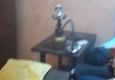 ठाण्यात महापौर बंगल्याशेजारच्या हॉटेलमध्ये हुक्का पार्लर, मनसेकडून पर्दाफाश